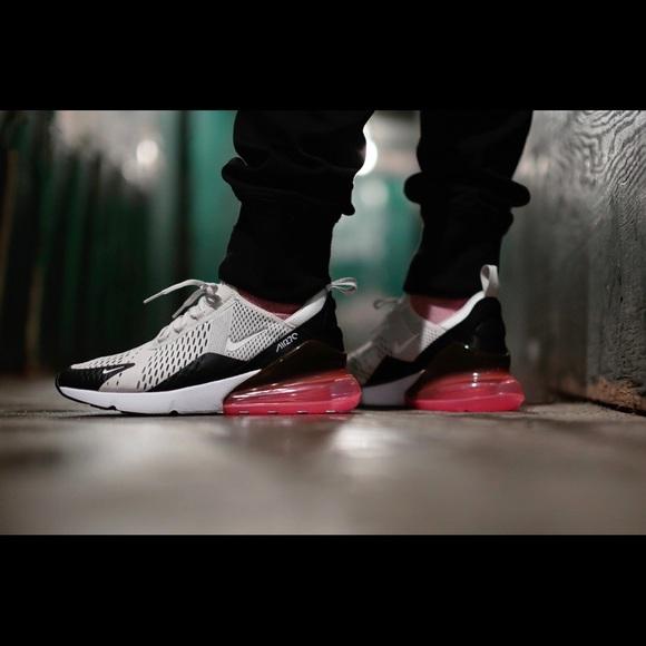 24745985e9 Nike Shoes   New Airmax 270 Light Bonehot Punch   Poshmark